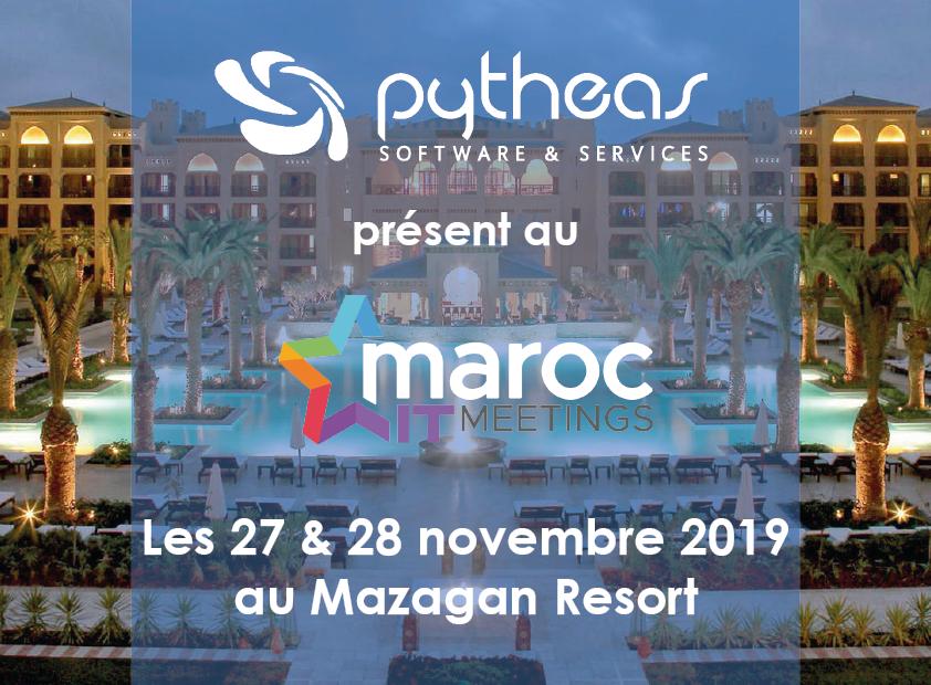 PYTHEAS participera au Maroc IT Meetings 2019